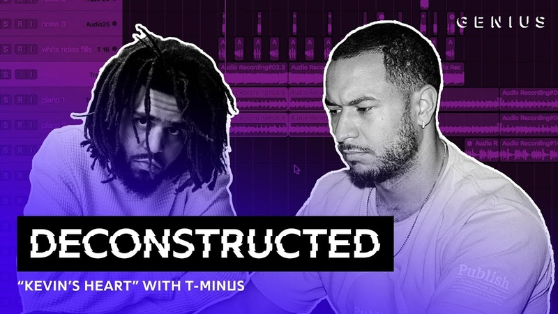 The Making Of J. Cole's Kevin's Heart With T-Minus | Deconstructed