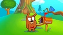 MR Grumpy Мистер Грумпи 3 Мультик Для Детей И Малышей Смешной Мультик Дразним бобра