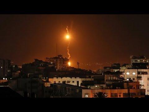 BREAKING - Israel Begins Gaza Offensive with Aerial Assault