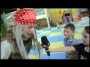 Корреспонденты Школы ТВ Богдан и Вероника на съемке передачи про Космос