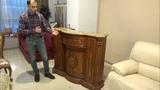 Барная стойка Монтана классика в видео обзоре от Бенцони