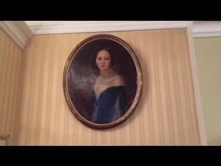 Подлинник портрета Елизаветы Толстой.