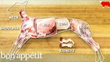 How to Butcher an Entire Lamb Every Cut of Meat Explained Handcrafted Bon Appetit