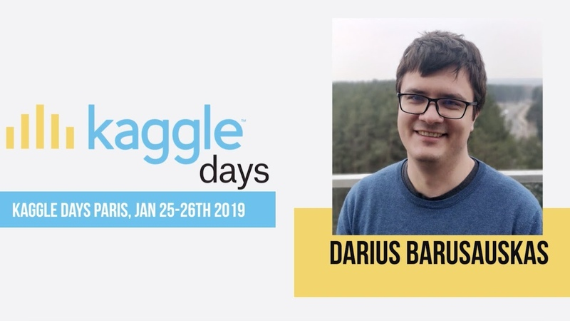 Kaggle Days Paris - NCAA March Madness competition - 1st place model approach