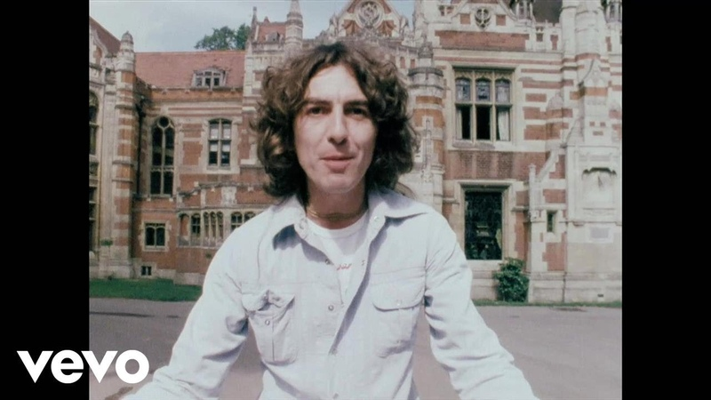 George Harrison Crackerbox Palace