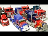 Transformers Big Optimus Prime 8 Vehicle Transformation Car Toys