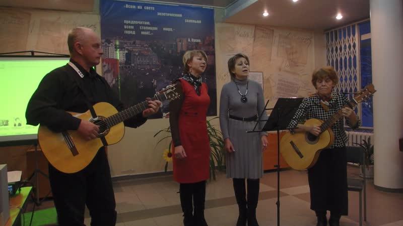 Елена Дьякова и Клавдия Вихтева Песня У природы нет плохой погоды
