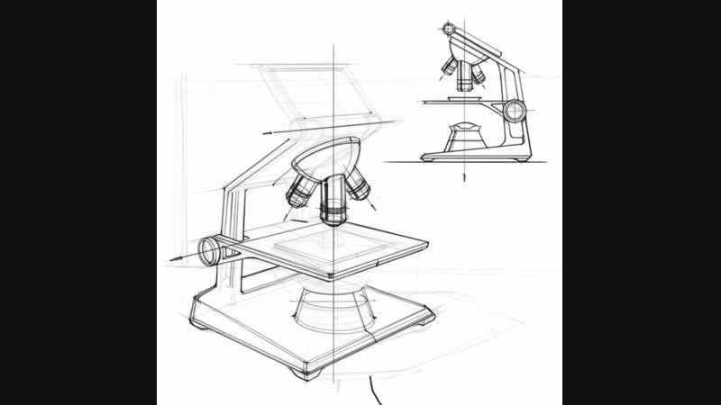 IBM-inspired microscope