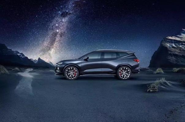Новый кроссовер Chevrolet назвали в честь первого «Сабурбана». На автосалоне в китайском Гуанчжоу компания Chevrolet представила концепт-кар FNR-CarryAll. Кроссовер стал второй моделью марки