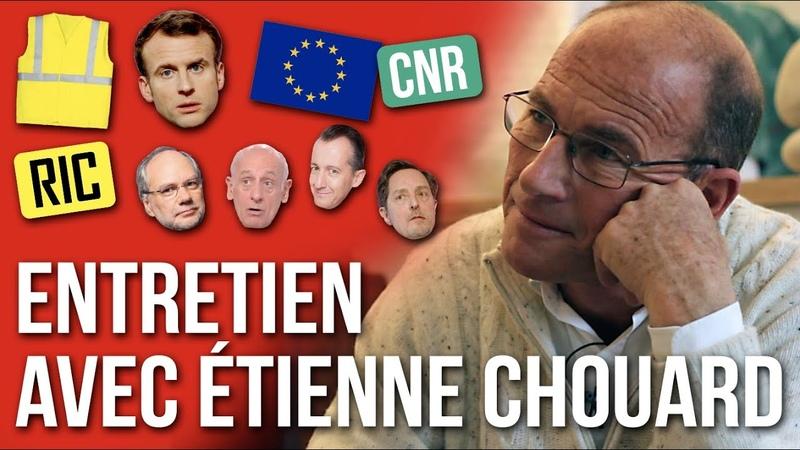 Gilets jaunes, Macron, Union européenne, médias mainstream... L'entretien avec Étienne Chouard