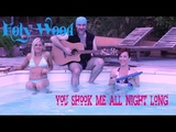 You shook me all night long by Holy Wood cover ACDC