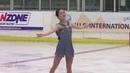 Satoko Miyahara - US international SP