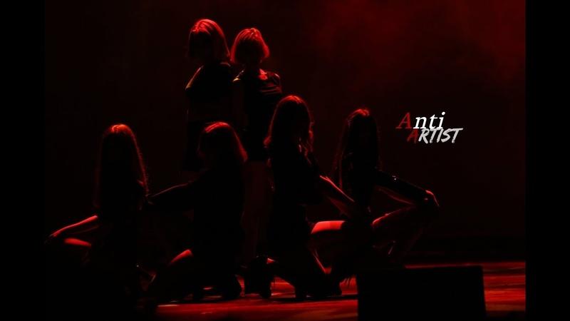 [antiartist] CLC (씨엘씨) _ BLACK DRESS Good For You _ Selena Gomez(Lia Kim)/ COVER