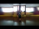 Тренировка с дабл стафами