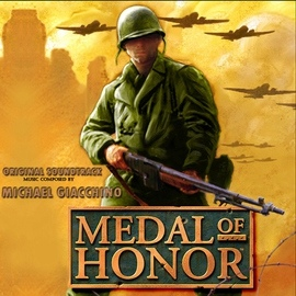 Michael Giacchino альбом Medal Of Honor