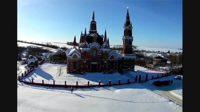 Церковь Знамения Липецкая область