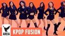 CLC 씨엘씨 BLACK DRESS Areia Kpop Fusion 36 REMIX