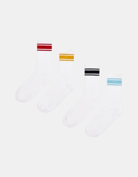 Комплект из 4 пар носков