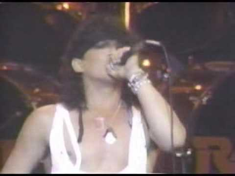 RATT - Round and Round LIVE @ The Rock Palace 1983