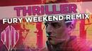 Scandroid Thriller Fury Weekend Remix