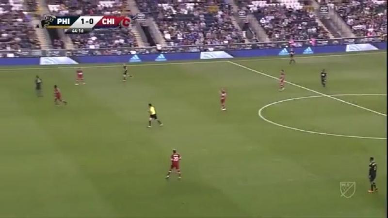 Экс-игрок «Шахтера» Илсиньо забил нереальный гол в МЛС