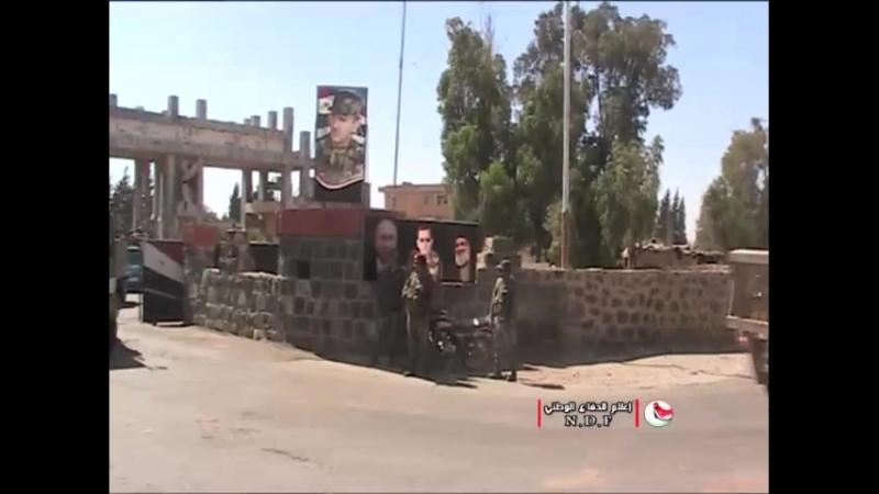 L'armée syrienne commence l'accumulation de troupes près des hauteurs du Golan
