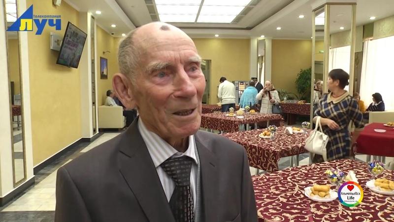 НГДУ «Ямашнефть» организовала для ветеранов праздничную встречу