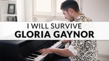 Gloria Gaynor - I Will Survive Piano Cover