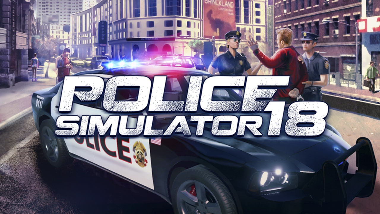 Police Simulator 18 | MULTIPLAYER | Crack by CODEX