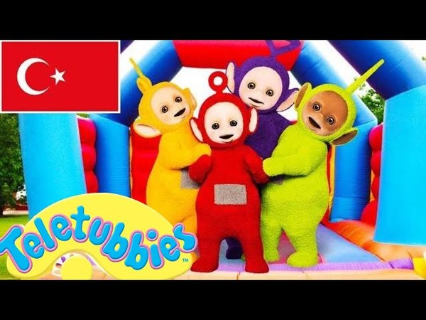Teletubbies Türkçe Atlama Sezon 01 bölüm 22 Çocuklar için Çizgi Filmler