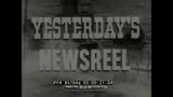 YESTERDAYS NEWSREEL 1930 TAMMANY HALL SCANDAL &amp SEN. JIMMY WALKER   RADIO   MONTICELLO 85764a