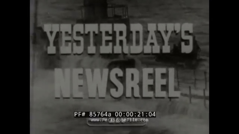 YESTERDAYS NEWSREEL 1930 TAMMANY HALL SCANDAL SEN. JIMMY WALKER RADIO MONTICELLO 85764a