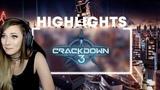 CRACKDOWN 3 FUNNIEST MOMENTS Lindsay Elyse
