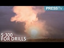 Russia S 300 missile systems deployed for Astrakhan drills