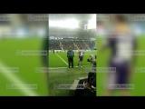 Первое появление Маркизио в матче за «Зенит»