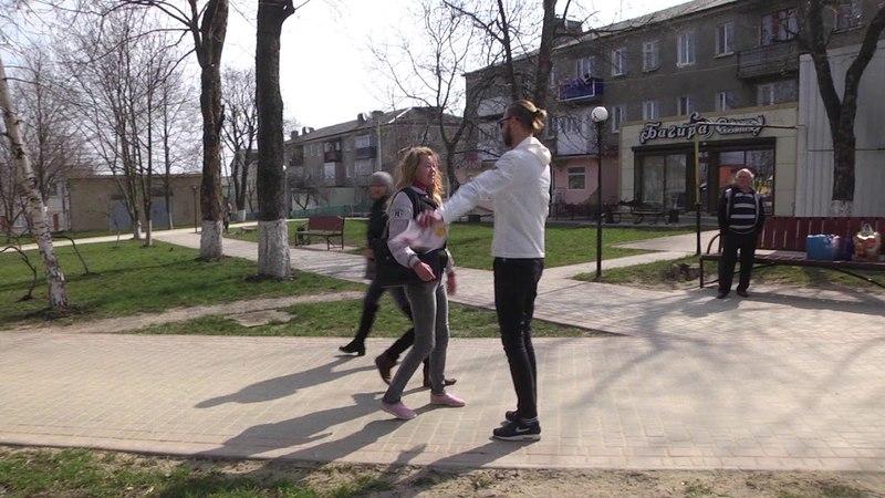 Подільська Молодіжка провела вуличні акції Обнімашки та Я люблю Подільськ