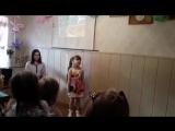 Столбова Алиса с песней Матвея Блантера