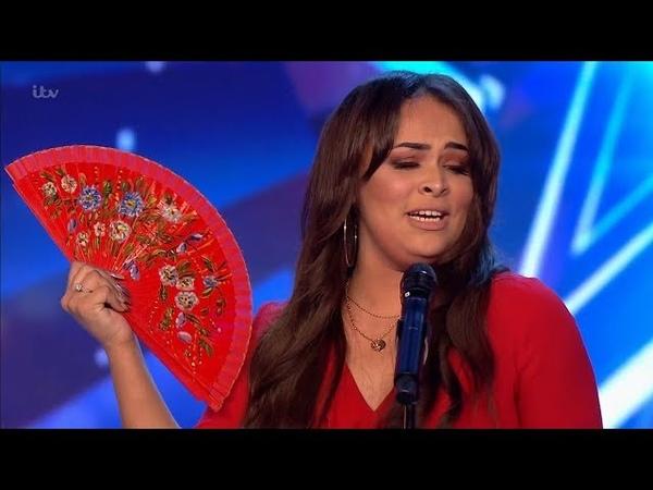 Britain's Got Talent 2019 Faith Tucker Opera Singer Full Auditions S13E01