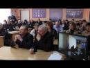 Начальник Главка генерал-майор полиции Трифонов провел выездное совещание в МО МВД России Дергачевский