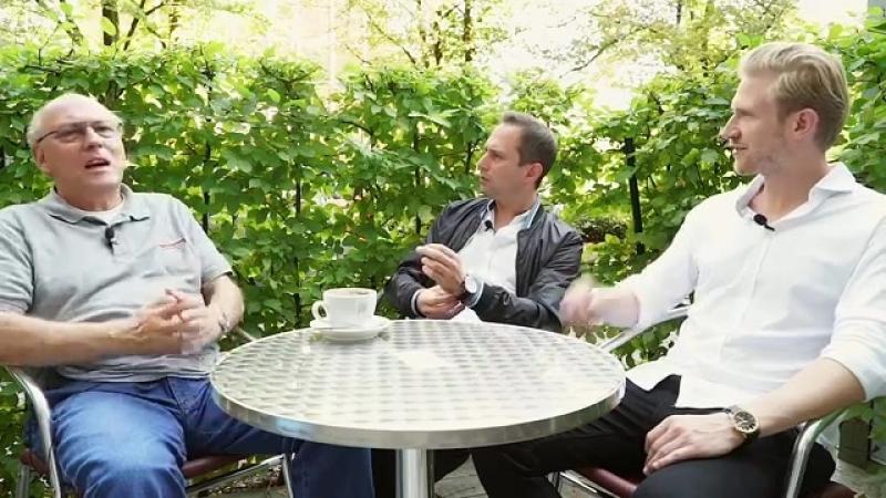 Horst Lüning im Interview das ist wirklich mit dem Unterblog passiert Mission Money