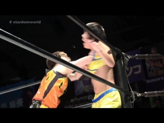 Hanan vs. Leo Onozaki - Stardom Rebirth - Tag 2: The Stardom Draft
