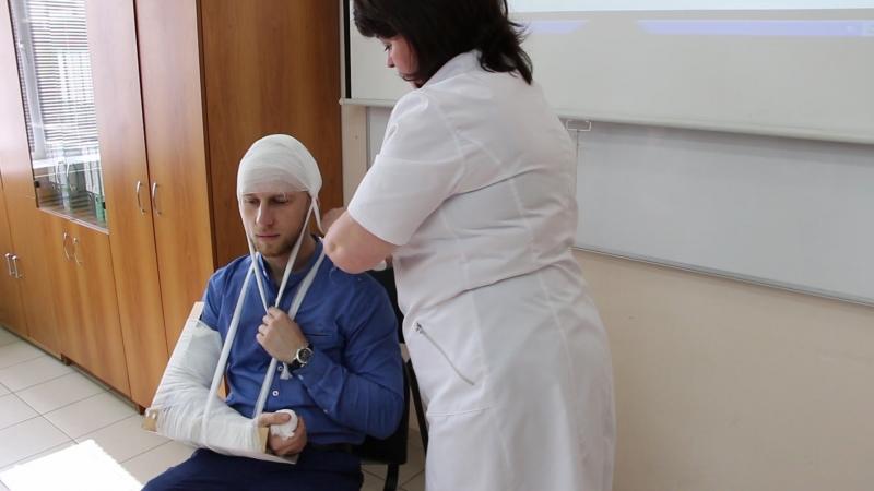 Обучение сотрудников предприятия навыкам оказания первой доврачебной помощи