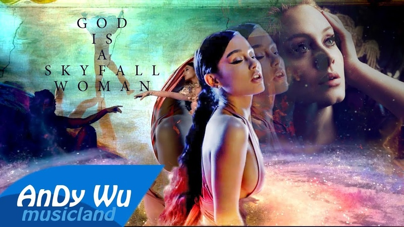 Ariana Grande - GOD IS A WOMAN (Epic Orchestra Ver.) 007 James Bond Skyfall ft. Adele