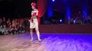 Харизма этой девушки и её зажигательные танцы не оставят никого равнодушным!