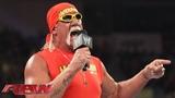 The immortal Hulk Hogan returns to Monday Night Raw Raw, Feb. 24, 2014