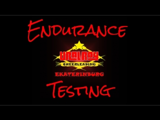 Ural ray team - endurance testing