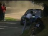 Colin McRae покатал на WRC Subaru Impreza WRX STI