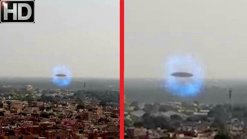 7 UFO VIDEOS SIGHTINGS (08.11.2018)