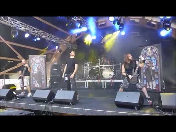 Bloodtruth - Obedience (Live @ Meh Suff! Metal-Festival 2015)