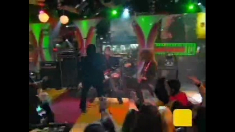 My Chemical Romance - Im Not Okay (I Promise) (Live @ TRL).480